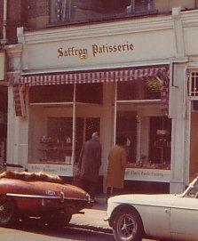 Saffron Patisserie